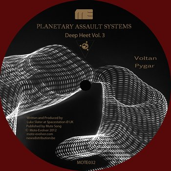 Cover art - Planetary Assault Systems: Deep Heet Vol. 3
