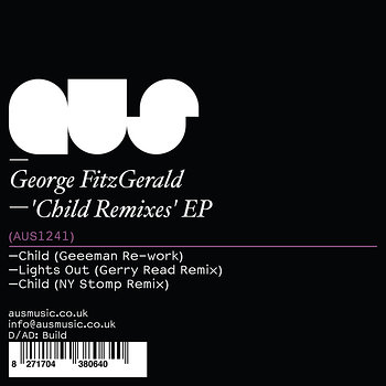 Cover art - George Fitzgerald: Child Remixes EP