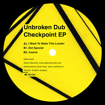 Cover art - Unbroken Dub: Checkpoint EP