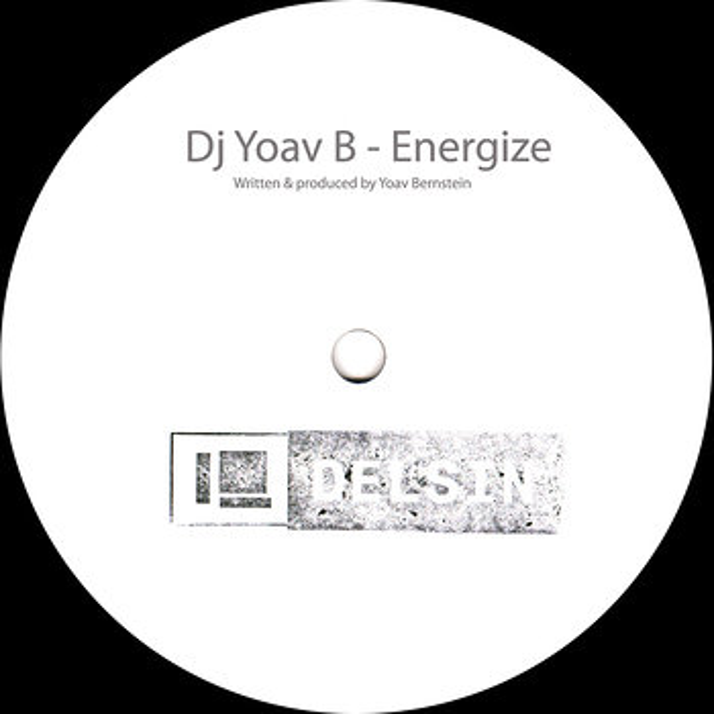 Cover art - DJ Yoav B.: Energize