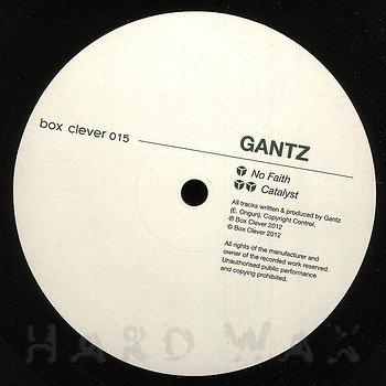 Cover art - Gantz: No Faith