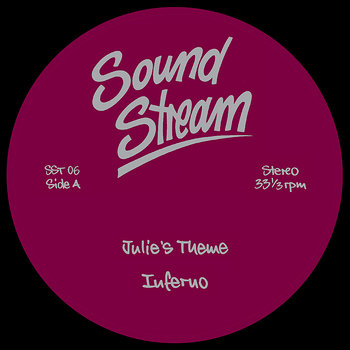 Cover art - Soundstream: Julie's Theme