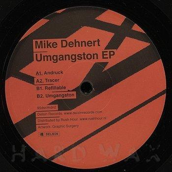Cover art - Mike Dehnert: Umgangston