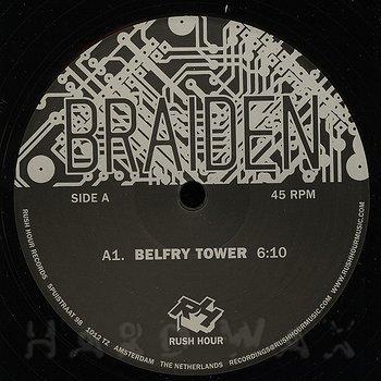 Cover art - Braiden: Belfry Tower
