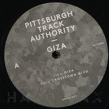 Cover art - Pittsburgh Track Authority: Giza