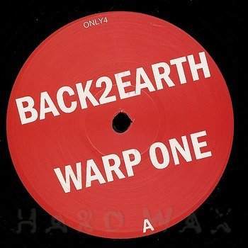 Cover art - Back 2 Earth: Warp One