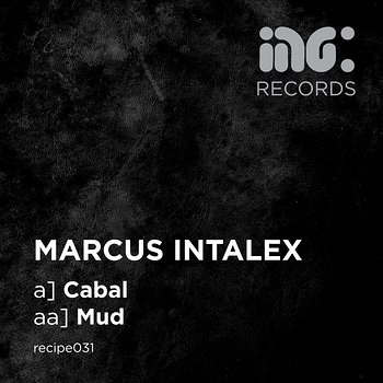 Cover art - Marcus Intalex: Cabal
