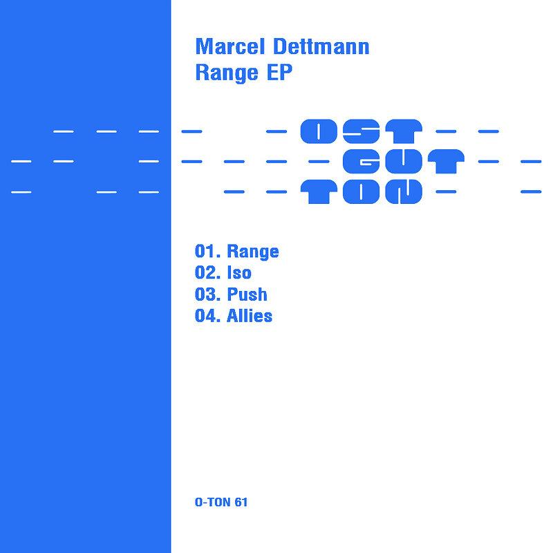 Cover art - Marcel Dettmann: Range