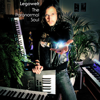 Cover art - Legowelt: The Paranormal Soul