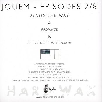 Cover art - Jouem: Episodes 2/8 - Along The Way
