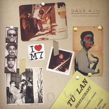 Cover art - Dave Aju: Heirlooms Remixes