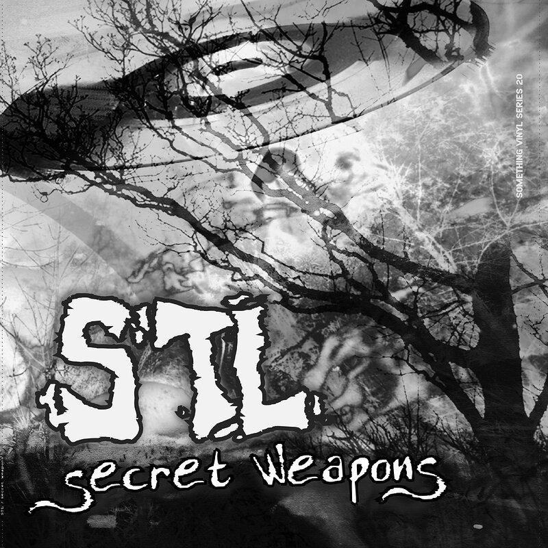 Cover art - STL: Secret Weapons