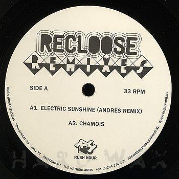 Cover art - Recloose: Remixes