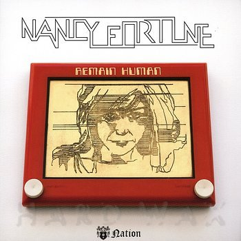 Cover art - Nancy Fortune: Remain Human