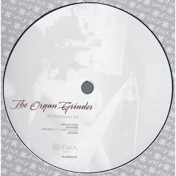 Cover art - The Organ Grinder: Enoonmai EP