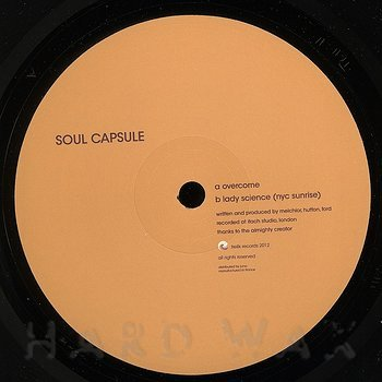 Cover art - Soul Capsule: Overcome