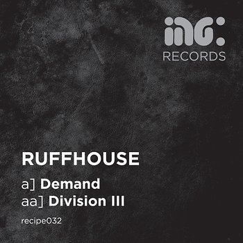 Cover art - Ruffhouse: Demand