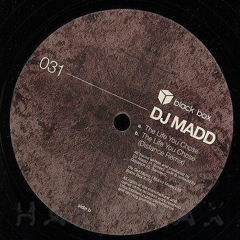 Cover art - DJ Madd: The Life You Choose