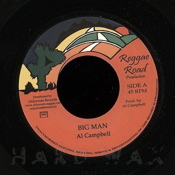 Cover art - Al Campbell: Big Man