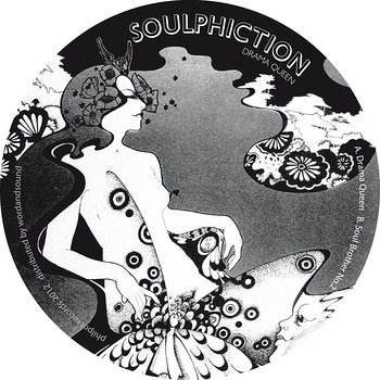 Cover art - Soulphiction: Drama Queen