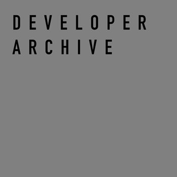 Cover art - Developer: Archive 3