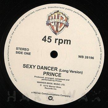 Prince sexy dancer mp3