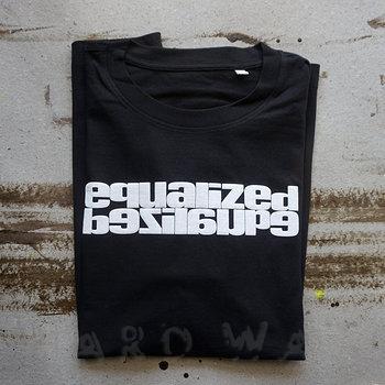 Cover art - Organic T-Shirt, Size XL: EQD#2021 - Black