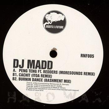 Cover art - DJ Madd: Peng Teng Remixes