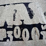 Cover art - Organic T-Shirt, Size M: Melange Grey