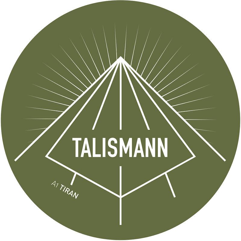 Cover art - Talismann: 002