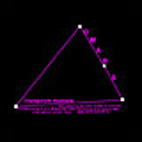 Cover art - Omar S: Triangulum Australe