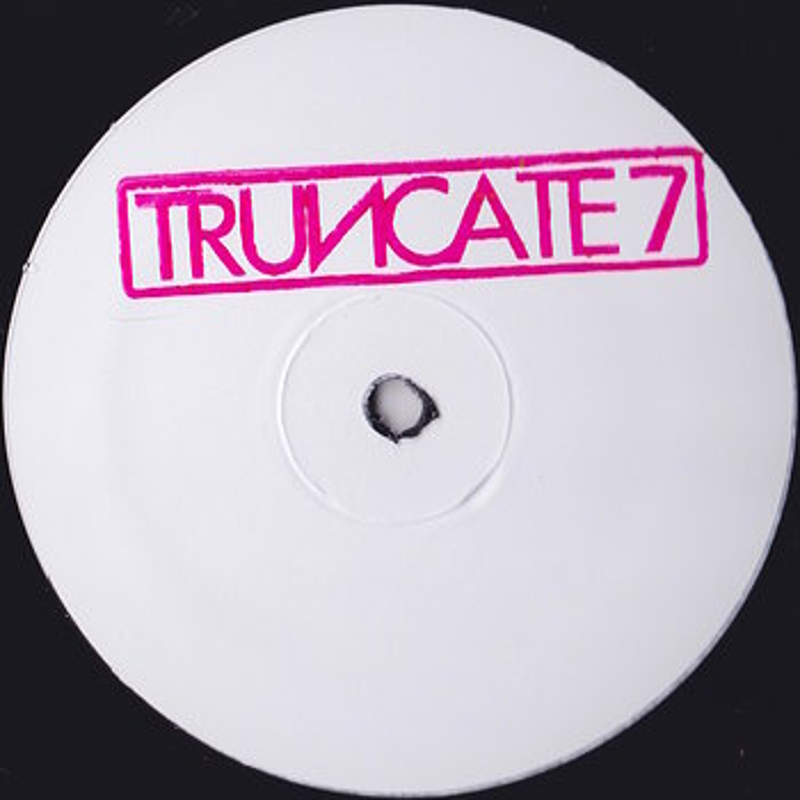 Cover art - Truncate: Modify