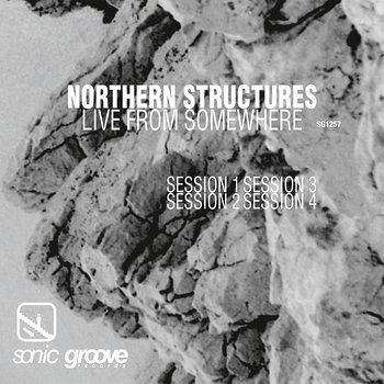 Cover art - Northern Structures: Live From Somewhere