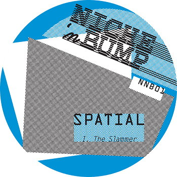 Cover art - Spatial: The Slammer