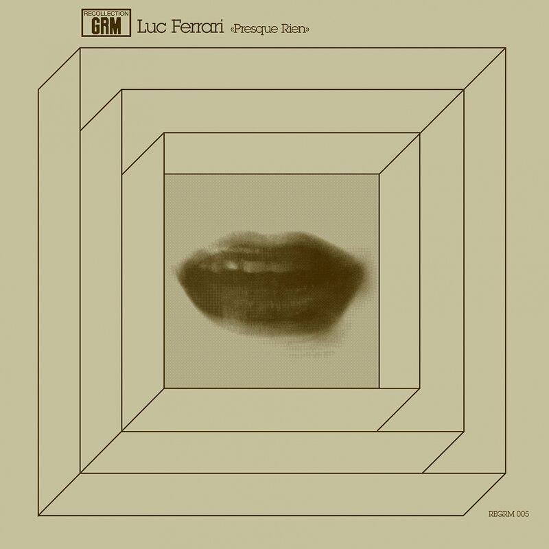 Cover art - Luc Ferrari: Presque Rien