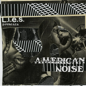 Cover art - Various Artists: American Noise