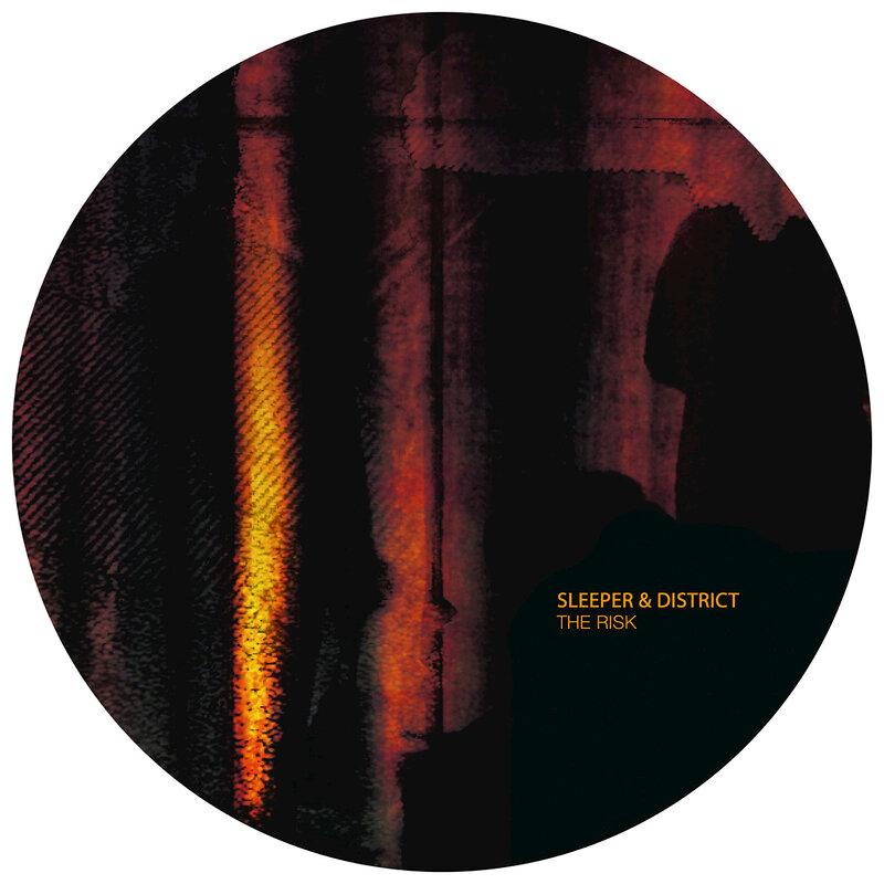 Cover art - Sleeper & District: Dark Mutations