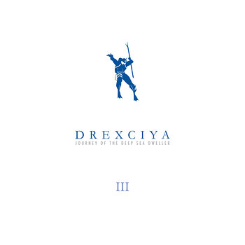 Cover art - Drexciya: Journey Of The Deep Sea Dweller III