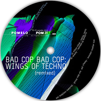 Cover art - Various Artists: Wings Of Techno (Remixed)