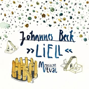 Cover art - Johannes Beck: Liell