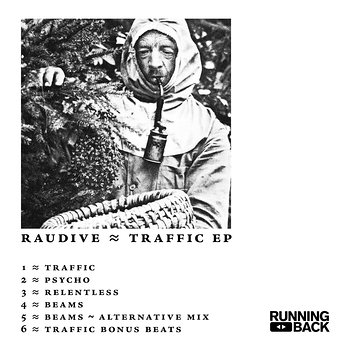 Cover art - Raudive: Traffic EP