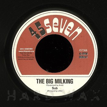 Cover art - Sub: The Big Milking