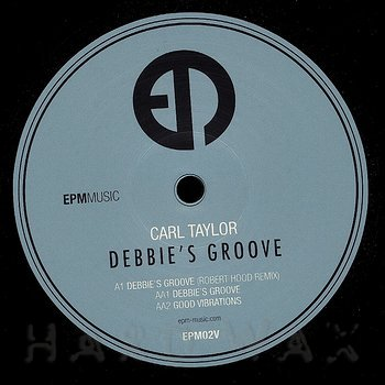 Cover art - Carl Taylor: Debbie's Groove