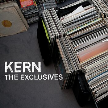 Cover art - Various Artists: Kern Vol. 1 EP 1 - The Exclusives