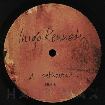 Cover art - Inigo Kennedy: Cathedral