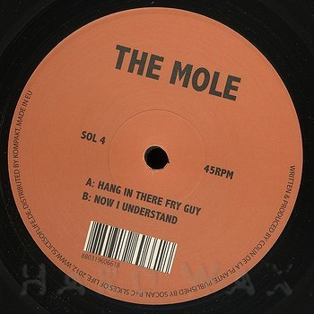 Cover art - The Mole: Hang In There Fry Guy
