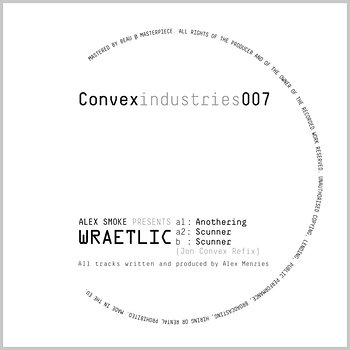 Cover art - Wraetlic: Wraetlic LP Sampler 3