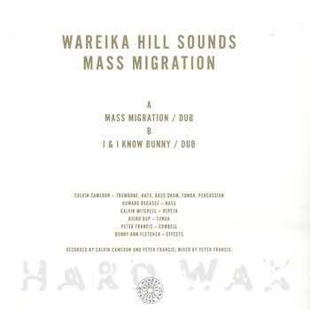 Cover art - Wareika Hill Sounds: Mass Migration
