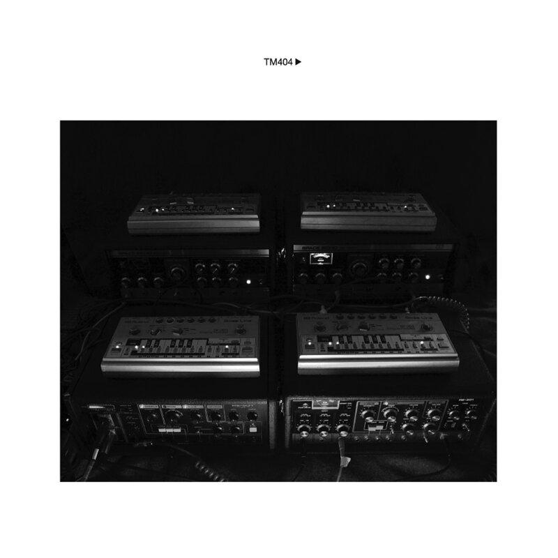 Cover art - TM404: TM404