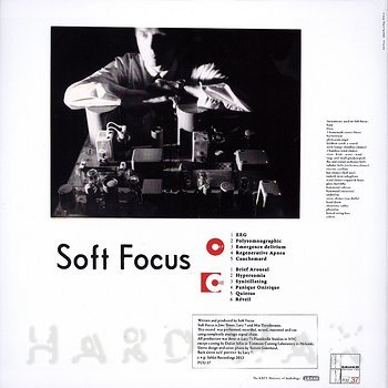 Cover art - Soft Focus: Soft Focus